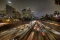 Картинка пейзаж, город, трасса, Лос-Анджелес, калифорния, Los Angeles, L.A.