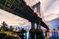 Картинка Bridge, Brooklyn, Manhattan