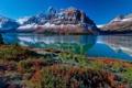 Картинка горы, скала, озеро, гора, Канада, Canada, природа.