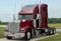 Картинка небо, грузовик, Classic, передок, track, тягач, Freightliner