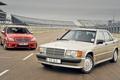 Картинка фон, Mercedes-Benz, передок, старый и новый