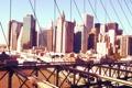 Картинка небоскрёбы, нью йорк, манхєттен