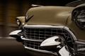 Картинка фон, Cadillac, классика, Coupe, передок, кадиллак, 1955