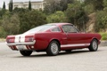 Картинка Mustang, Ford, Shelby, классика, 1966, задок, GT350