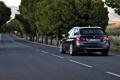 Картинка дорога, деревья, BMW, БМВ, вид сзади, универсал, 3 Series