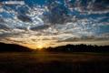 Картинка закат, Природа, небо