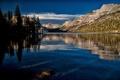 Картинка Yosemite National Park, Калифорния, Tenaya Lake, California, Йосемити, горы, озеро Теная