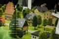 Картинка домики, город, макет