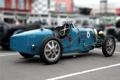 Картинка синий, ретро, Bugatti, болид, гоночный, 35B