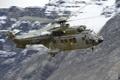 Картинка полет, вертолёт, Cougar, многоцелевой, Eurocopter