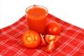 Картинка стол, помидоры, салфетка, томатный стол