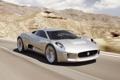 Картинка дорога, Concept, скорость, Jaguar, концепт, speed, C-X75