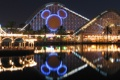 Картинка city, город, USA, California, Disneyland, Anaheim