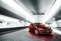 Картинка красный, BMW, БМВ, red, Coupe, Купе, 650i