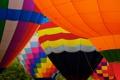 Картинка воздушный шар, цвет, текстура, ткань