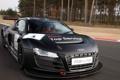 Картинка Audi, ауди, трасса, чёрная, LMS, Sport, матовая