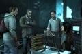 Картинка Assassin's Creed III, Кредо убийцы 3, Дезмонд Майлс, Шон Гастингс, AC III Grand Temple Camp, ...