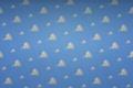 Картинка облака, белый, голубой, текстура, небо, обои для рабочего стола