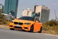 Картинка BMW, Orange, Matte, Tuning, F10