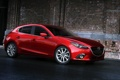 Картинка седан, красная, Mazda 3, мазда, Sedan