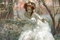 Картинка лес, девушка, фантазия, арт, Agnieszka Lorek