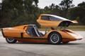 Картинка концепт, ураган, 1969, Concept Car, ораньжевый, Hurricane, Holden