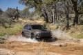 Картинка вода, деревья, грязь, внедорожник, бездорожье, американский, Jeep Cherokee Trailhawk