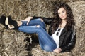 Картинка girl, shoes, Nevena Uzurov, portait