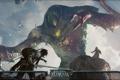 Картинка люди, монстр, войны, гигант, Эльдрази, новый сет Магии, Rise of the Eldrazi
