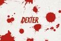 Картинка брызги, кровь, пятна, декстер, dexter