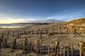 Картинка sky, sand, ireland, atlantic ocean, maghery beach