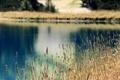 Картинка природа, озеро, река, фото, холмы, обои, поляна