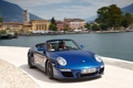Картинка море, синий, Porsche, 911 Carerra