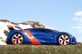 Картинка Concept, Renault, ренаулт, концепт, алпайн, A110-50, Alpine