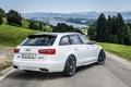 Картинка Ауди, Audi, вид сзади, тюнинг, универсал, Abt, AS6-R
