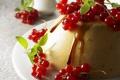 Картинка смородина, еда, крем, sweet, berries, ягоды, currants