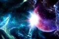 Картинка звезды, свет, планеты