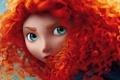 Картинка Princess, brave, Merida