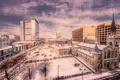 Картинка город, Canada, Manitoba