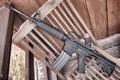 Картинка оружие, автомат, CAR-15
