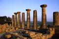 Картинка Tempio di Ercole, Hera Temple in Agrigento