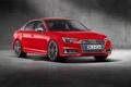 Картинка Audi, ауди, Red, красная, Sedan, 2015