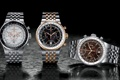 Картинка Часы, Watch, Breitling, trio, montbrillant legende2