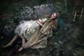 Картинка девушка, настроение, Sleeping Beauty
