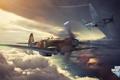 Картинка самолет, пропеллер, aviation, авиа, MMO, Wargaming.net, World of Warplanes