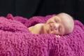 Картинка улыбка, сон, девочка, малышка, младенец