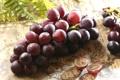 Картинка карта, гроздь, виноград, ягоды