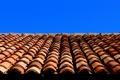 Картинка крыша, кровля, дом, небо, черепица