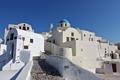 Картинка остров Тира, Санторини, Греция, небо, дома