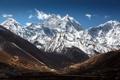 Картинка облака, горы, тибет, небо, китай